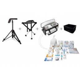 MOBIL SYSTEM Working Unit Set ALL IN ONE